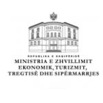 Ministria e Zhvillimit Ekonomik, Turizmit, Tregtisë dhe Sipërmarrjes